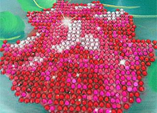 Алмазная вышивка наборы круглые стразы купить интернет магазин