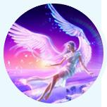 Вышивка с ангелами