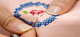 Вышивка крестом новинки рукоделов